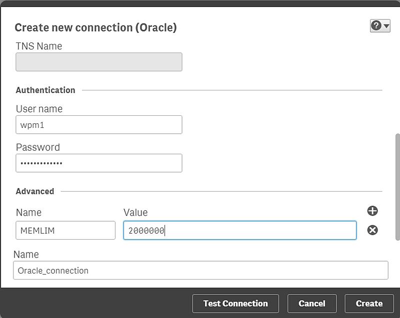 oracle error fix load data