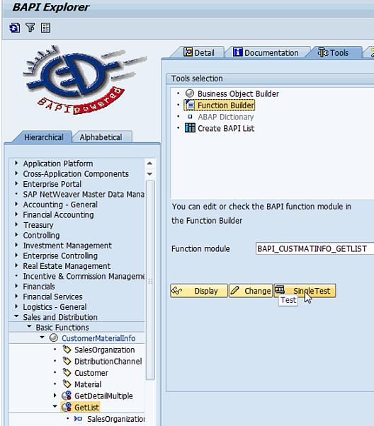 SAP BAPI Connector user configuration ‒ Qlik Connectors