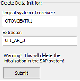 Using the SAP Extractor Connector ‒ Qlik Connectors