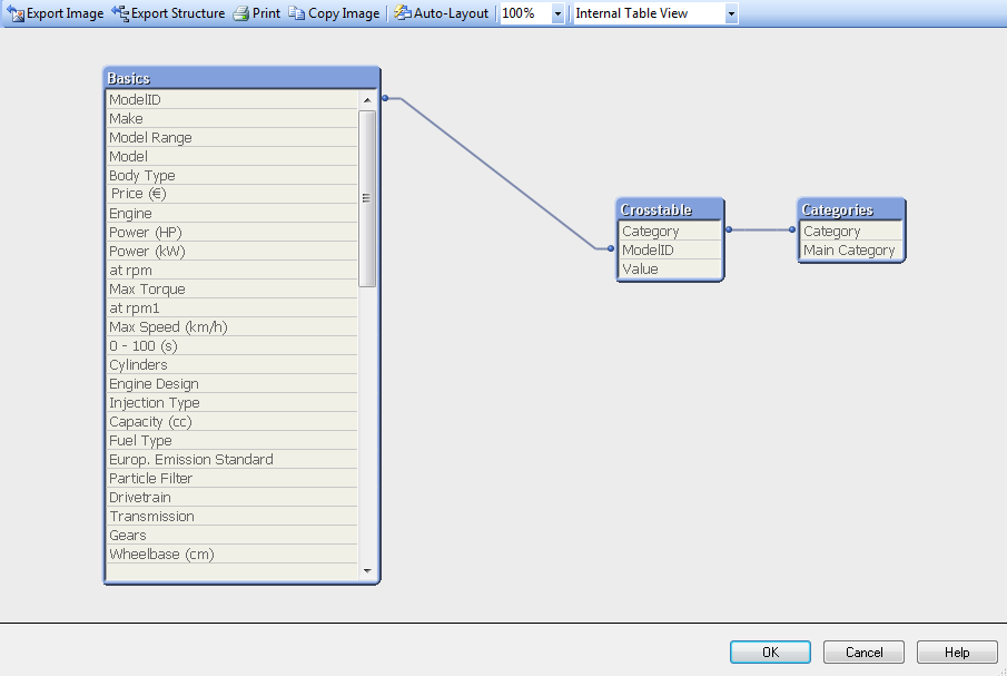 Table Viewer Qlikview