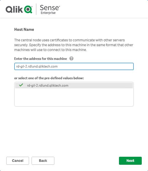 Installing Qlik Sense in a multi-node site ‒ Qlik Sense