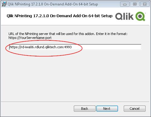 Instalar On Demand En Un Servidor Web De Qlikview Qlik