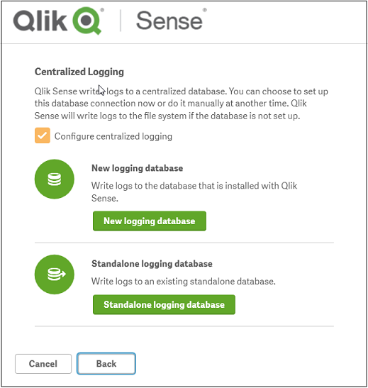 Installing Qlik Sense on a single node ‒ Qlik Sense